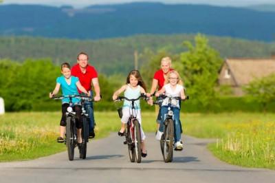 دوچرخه سواری و مزایای علمی آن