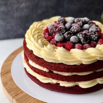 آموزش کیک ردولوت