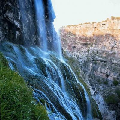 کهگیلویه و بویراحمد و یاسوج |  آبشار کمردوغ