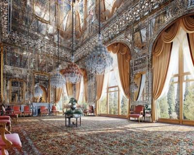 کاخ گلستان ، از برجسته ترین بناهای قاجار