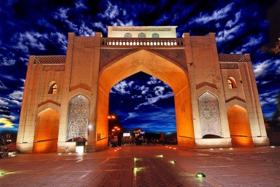 قرآن های دروازه شیراز و نویسندگان آنها