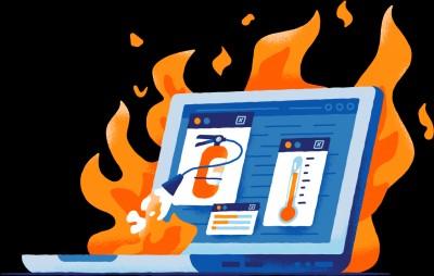 نحوه جلوگیری از گرم شدن بیش از حد لپ تاپ