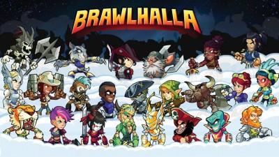 معرفی بازی مبارزه ای Brawlhalla برای گوشی های موبایل