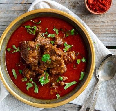 طرز تهیه روغن جوش (Rogan Josh) خوراک محبوب هندی