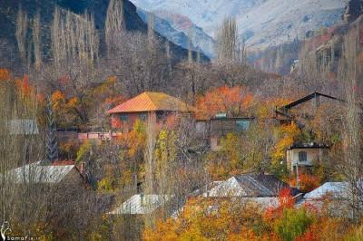 گردشگری و جاذبه های تاریخی شهرستان اهر