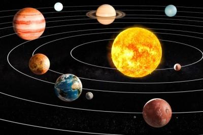 منظومه شمسی چگونه شکل گرفت؟