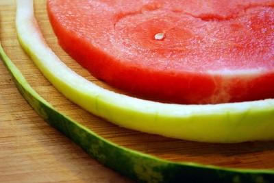 حقایق پوست هندوانه ، فواید سلامتی و ارزش غذایی