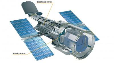 معرفی تلسکوپ فضایی هابل