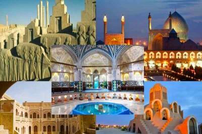 ایران قلب تاریخ و تمدن در خاورمیانه است.