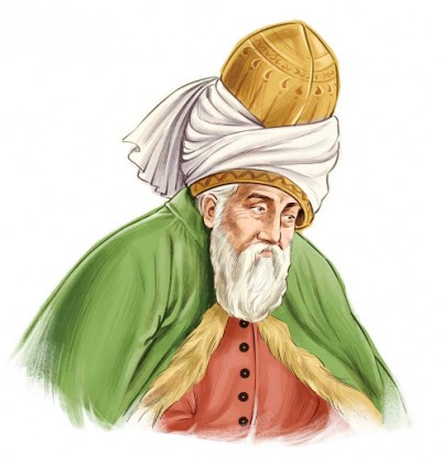 آشنایی با شاعران بزرگ ایرانی (1) : مولانا