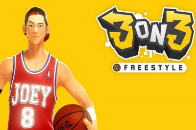 معرفی بازی 3onFreestyle 3برای پلی استیشن4