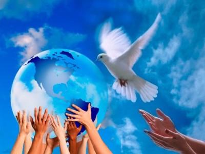 روز جهانی صلح روز آرزوها