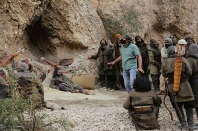 فیلمبرداری سریال «سلمان فارسی» در شهرک نور ادامه پیدا می کند