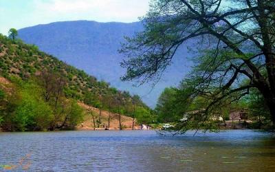 دریاچه های زیبای ایران