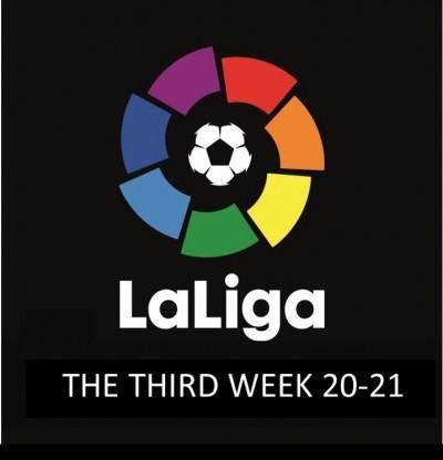 نگاهی به هفته سوم لالیگا اسپانیا 2020-2021