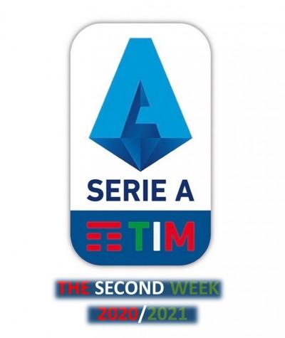 نگاهی به گل های هفته دوم Serie A  ایتالیا 2020-2021