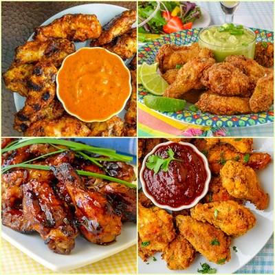 آموزش پخت دو نوع غذا با مرغ عسلی و زنجبیلی