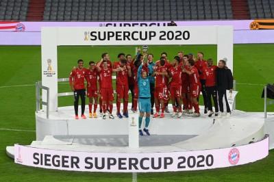 بایرن مونیخ فاتح سوپرکاپ آلمان 2020