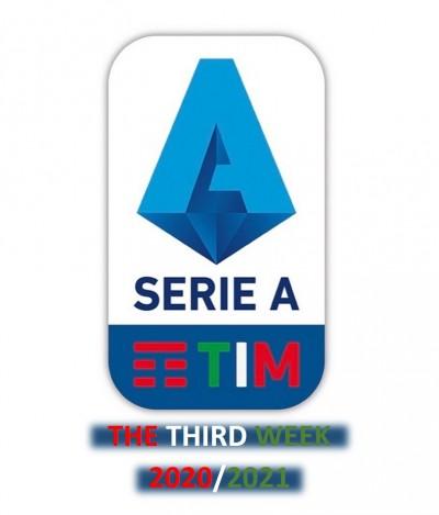 نگاهی به خلاصه بازی های هفته سوم سری آ ایتالیا 2020-2021