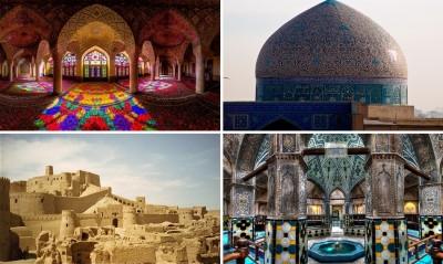 آثارهنرهای معماری ایرانی
