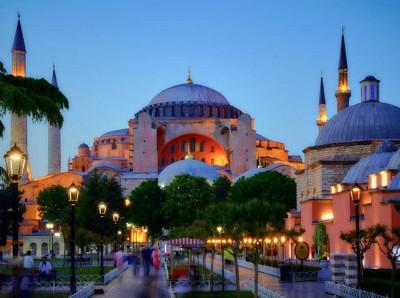 معرفی جاذبه های گردشگری ترکیه