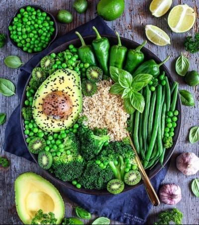 8نوع از انواع گیاهخواری