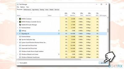 آموزش شناسایی کردن پر مصرف ترین نرم افزارها در ویندوز 10