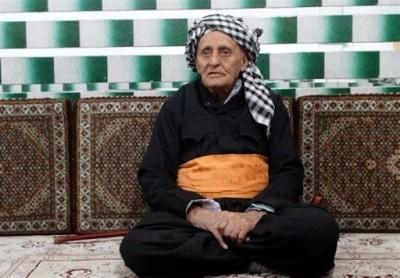 پیرترین مرد ایران دار فانی را وداع گفت