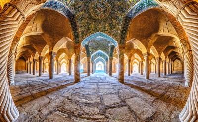 معرفی مسجد وکیل شیراز