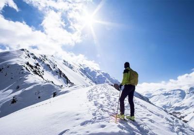یکی از بهترین مراکز اسکی ایران|پیست اسکی دیزین