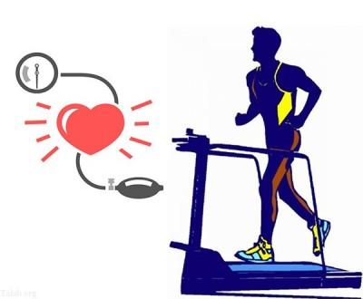 5 تمرین برای افرادی که فشار خون بالا دارند