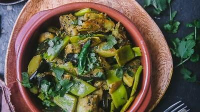 طرز تهیه چورچوری غذای کشور بنگلادش