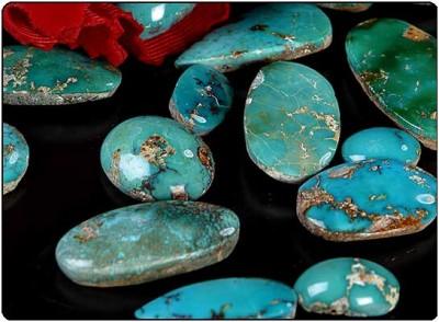 فیروزه به عنوان یک ماده معدنی و سنگ قیمتی