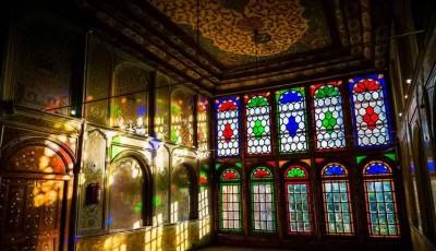 معرفی خانه زینت الملوک شیراز
