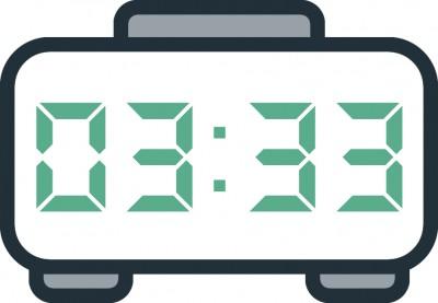 معنی عدد ساعت 03:33