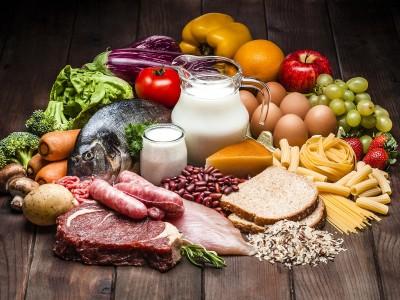 منظور از عبارت یک رژیم غذایی کاملا متعادل چیست؟