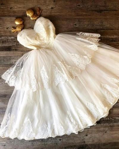 لباس های مجلسی 2021: ایده های برتر لباس های سفید