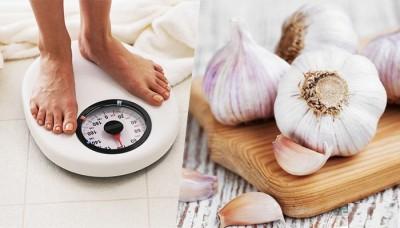 کاهش وزن با مصرف سیر