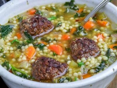 طرز تهیه دو سوپ ایتالیایی برای روزهای سرد