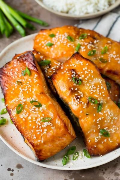 طرز تهیه و پخت ماهی میسو