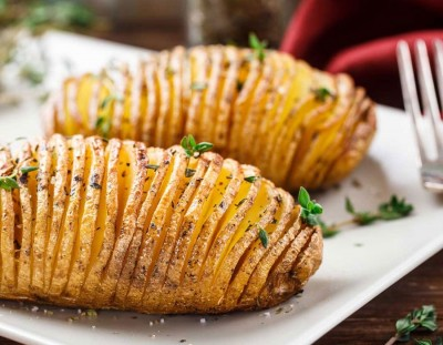 دستور پخت انواع غذا با سیب زمینی شیرین
