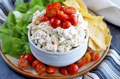 طرز تهیه ساده پنیر با ذرت خامه ایی با گوجه فرنگی