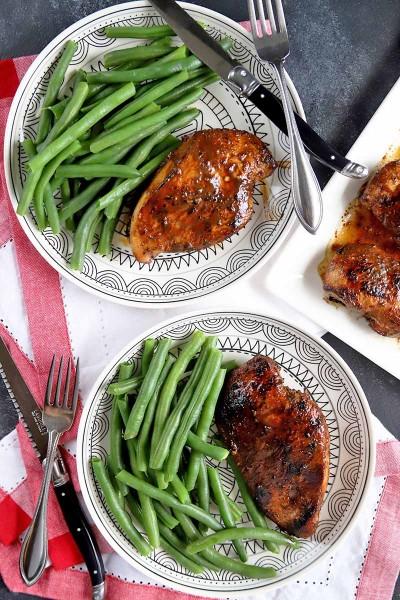 طرز تهیه ساده ترین مرغ بالزامیک شیرین و خوش طعم
