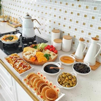 دستور تهیه سه مدل صبحانه متفاوت و جذاب