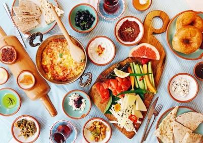 صبحانه های جذاب و متنوع