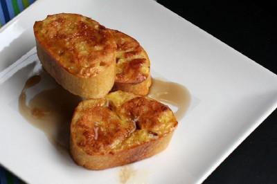 نان تست فرانسوی وگان