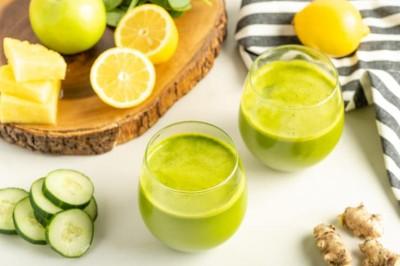 طرز تهیه آب میوه یا اسموتی ضد التهاب