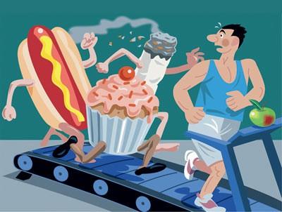مبارزه با چاقی