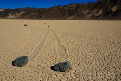 دره مرگ کالیفرنیا از عجایب جهان