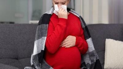 سرماخوردگی در دوران باردار